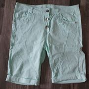 Shorts Bermuda türkis Gr 34-36