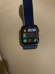 Apple Watch 5 44mm Edelstahl