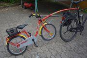 Fahrrad-Abschleppstange Tandemstange Trail Gator