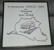 Honda Nürburgring XI Internationales CRX