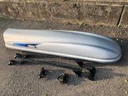 Dachbox Thule Evolution 500 incl