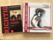 Zwei Bücher Aikido-Tanz des Lebens