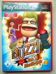 BUZZ Das Musik-Quiz PS2