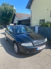 Audi A4 1 9TDI Tüv