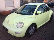 Volkswagen New Beetle 1 8