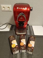 kaffemaschine Tchibo cafissimo