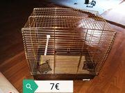 Vogelkäfige zu verschenken