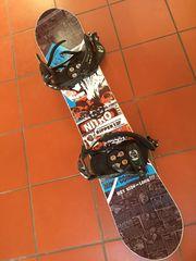 Snowboard Nitro 134 cm