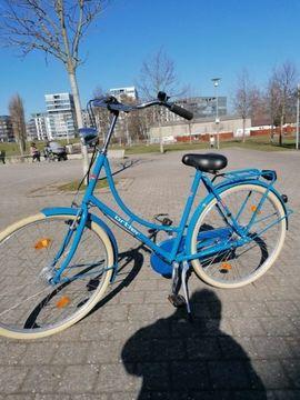 Damen-Fahrräder - Marken Hollandfahrrad Ortler