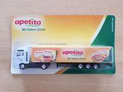 apetito - Werbetrack - LKW - Wir lieben
