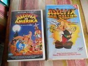 VHS Asterix und Obelix