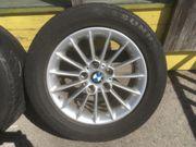 BMW-Felgen und Zierblenden