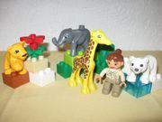 Lego Duplo 4962 Baby Zoo