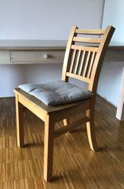 6 Stühle massive Buche