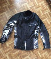 Motorrad-Jacke XL mit Innenfutter für