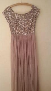 Kleid Festkleid Gr 34