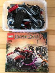 Lego 7296 - Dino Allrad Dinojäger