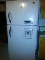 Kühlschrank LG mit der Tiefkühltruhe