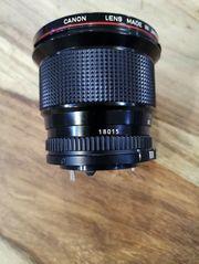 Canon FD 24mm 11 4