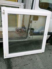 8 einflügige Fenster 129 cm