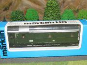 Märklin 4102 Packwagen der DRG