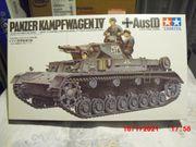 Tamiya Modell 35096 Panzerkampfwagen IV
