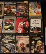 Konsole Spiele Playstation 2