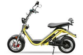 Sonstige Motorroller - EEC Cruzer i12 2100W Elektroroller