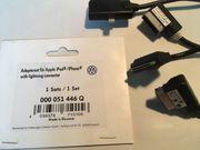 VW Adapterset für Multimedia Anschluss
