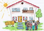 3 Generationen suchen ein Haus
