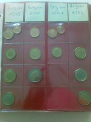 Euro-Umlaufmünzen - Münzsammlung
