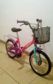 Kinderfahrrad Mädchen 14 Zoll Fahrrad