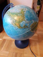 Verkaufe ein Globus