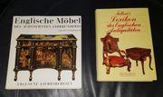 2 BücherEnglische Möbel Antiquitäten