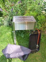 Gasgrill 4 6 kW wenig