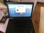 MacBookAir Dell Latitude E7240 mit