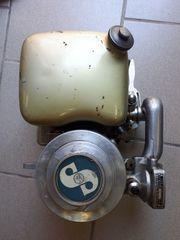Zweitakt-Motor Oldtimer