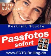 Biometrische Passbilder Passfotos ab 12