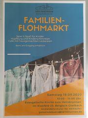 Familienflohmarkt Kinderflohmarkt