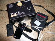 Digitalkamera Sanyo Xacti VPC-CG9 wie