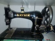 Nähmaschine Oberteil Fa Kayser