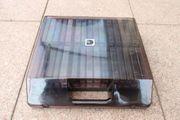 Verkaufe Kunststoff-Box für Audio-Kassetten und