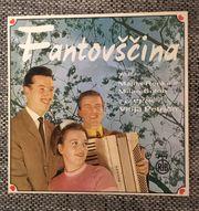 Schallplatte serbische Volksmusik