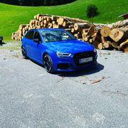 Audi RS3 8V Facelift ohne