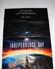 Independance Day Wiederkehr Filmposter