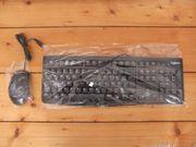 Tastatur Logitech Desktop MK120 mit