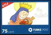 Funke Post MiNr 6 01