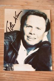 Original Peter Kraus Autogramm Autogrammkarte