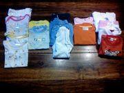 Kleidung für Kleinkinder Gr 74