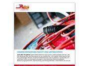 Servicetechniker für Elektro- Energie- Gebäudetechnik